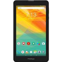 Планшет Prestigio Grace 3157G (16Gb) 3G 7  4ядра 1,3GHz/1Gb/16Gb/WiFi+3G/Dual Sim/Android7 Black